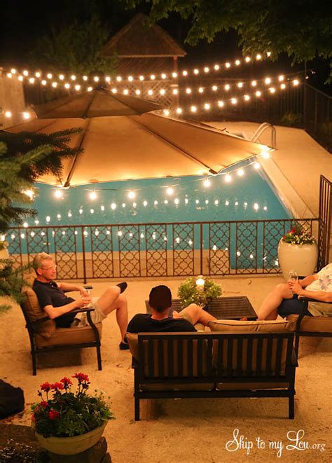 How to get your backyard party ready   Skip To My Lou