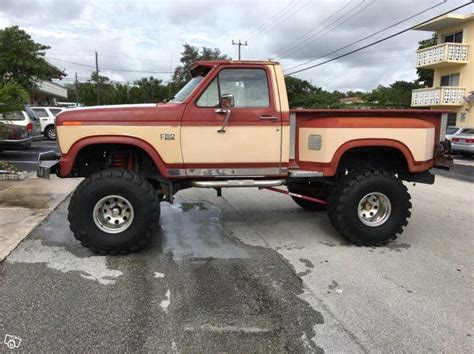 Ford F150 4x4 1986 5