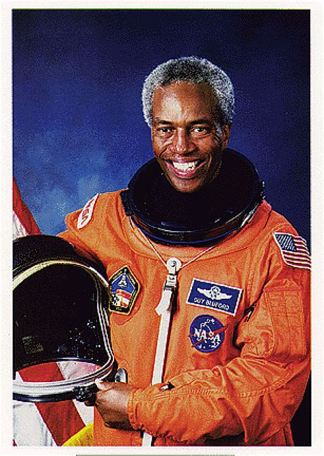 """Guion """"Guy"""" Bluford: First African American In Space"""