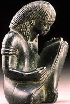 Egypt: Tour Egypt Monthly: Ancient Words, the Egyptian Scribe