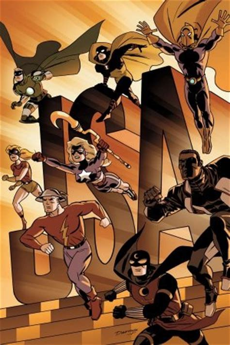 FanExpo11: DC Announces JUSTICE SOCIETY OF AMERICA with