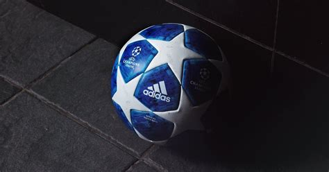'All-New' Adidas 2018-19 Champions League Ball Released