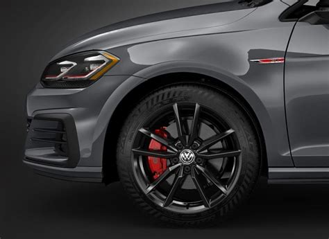 Volkwagen Launches The 2019 Golf GTI Rabbit Edition   Top