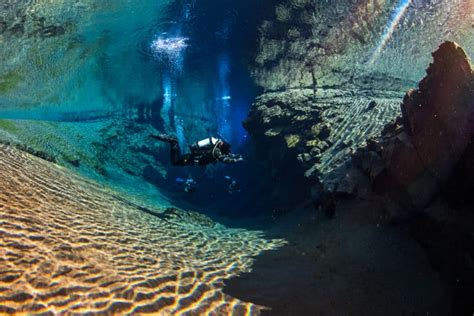 Dive Between Tectonic Plates | Iceland Travel