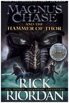 Magnus Chase 02 and the Hammer of Thor von Rick Riordan
