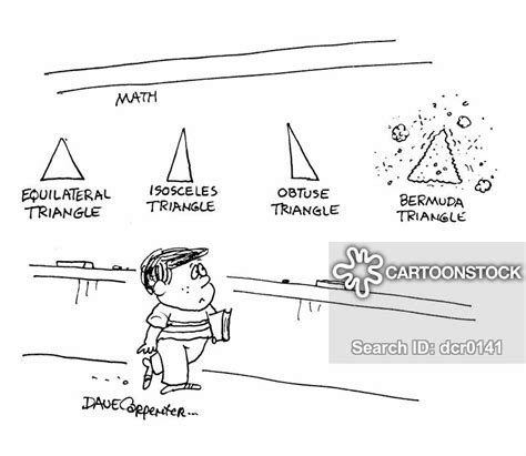 Triangle Cartoons and Comics - funny pictures from