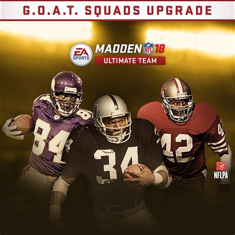 Goat Edition Madden 18 Ps4