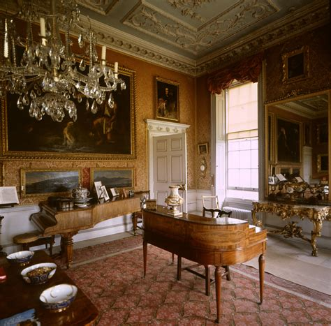 Interior, Petworth House, West Sussex, England 1982   Flickr