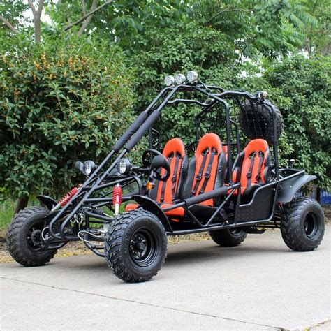 2019 200cc 4-Seater Go-Kart Dongfang Dune Buggy DF200GKE w