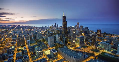 Chicago Skydeck & The Ledge Experience Ticket until June