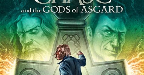 'Magnus Chase And The Gods Of Asgard: The Hammer Of Thor