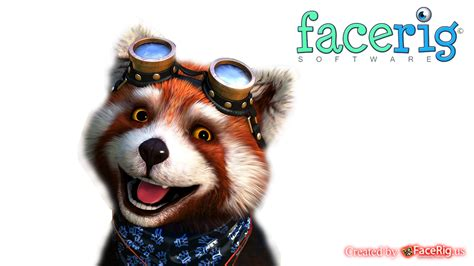 FaceRig entertaining software made with Coherent UI