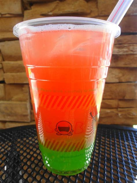 UCR Today: Strawberry Green Tea with Green Apple Jelly