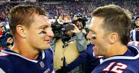 Super Bowl LIII: Tom Brady and Gronk Shared an Instagram