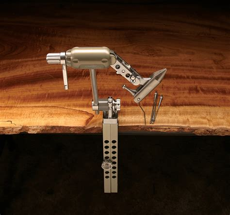 Master Swiss fly Tying Vise by Marc Petitjean - Tools Vises