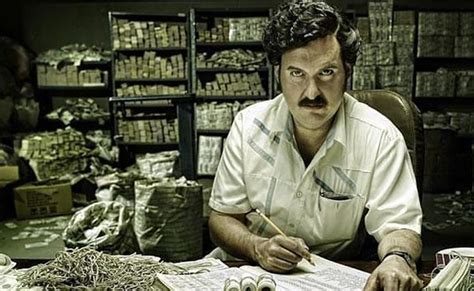 Here's How Much Pablo Escobar Spent On Elastic Bands For