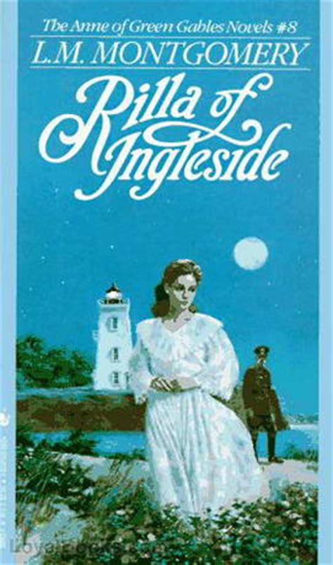 Rilla of Ingleside by Lucy Maud Montgomery - Free at Loyal