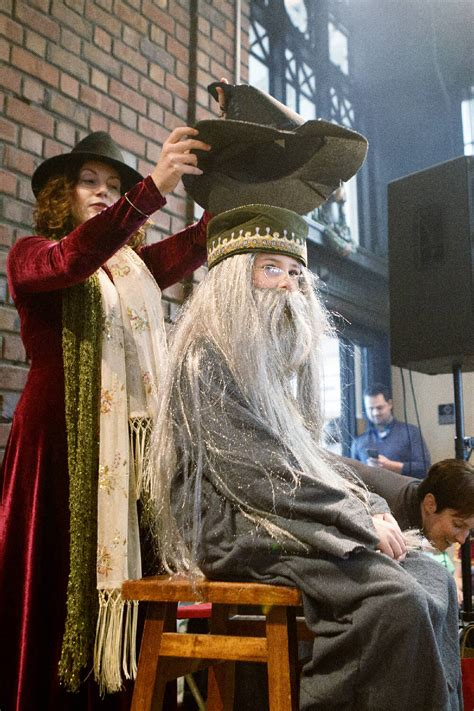Witches, spells and potions: Magical event celebrates