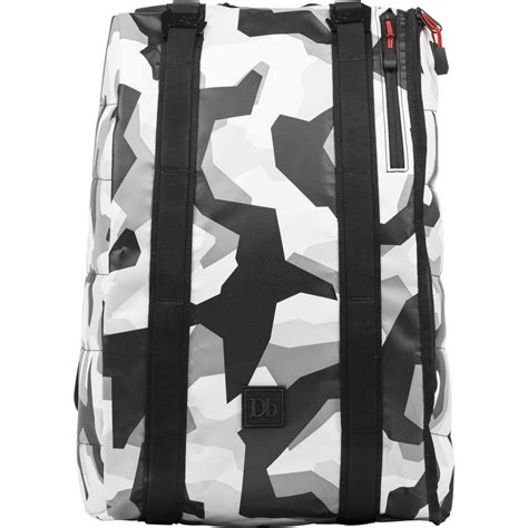 Douchebags Base 15L Daily Urban Backpack   White Camo
