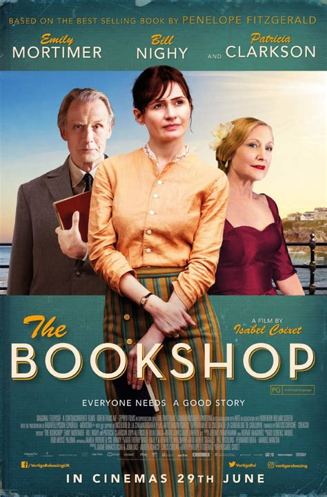 Movie Review - The Bookshop (2017)