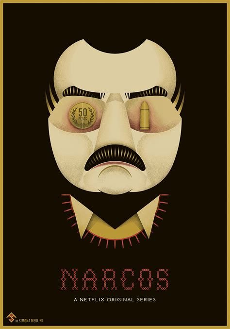 NETFLIX'S NARCOS Tribute Poster on Behance