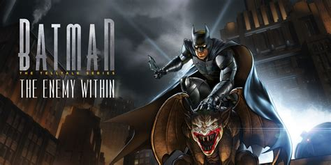 Batman: The Enemy Within | Nintendo Switch download