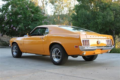 1970 FORD MUSTANG BOSS 429 FASTBACK - 132705