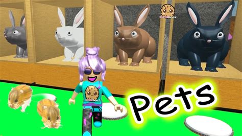 Hamsters In The House - Roblox Animal House Pets - Online