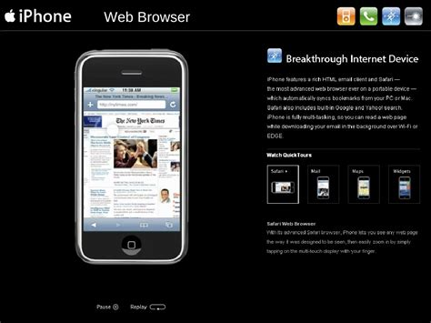 Web Browser