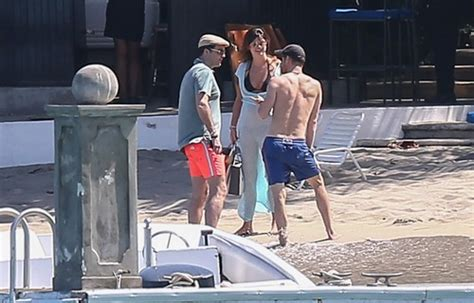 Prince Harry And Meghan Markle Relax On The Beach In