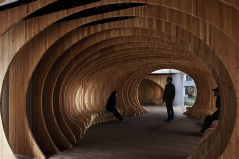 rest hole : architecture : UTAA + students design space at