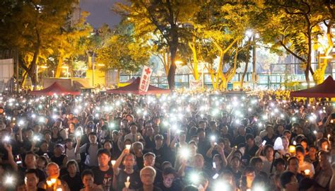 Tiananmen Square protest vigil in Hong Kong cancelled by