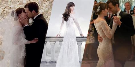 In 'Fifty Shades Freed': Ana Steele wears a Monique