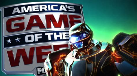 Sunday's AMERICA'S GAME OF THE WEEK on FOX is Most-Watched