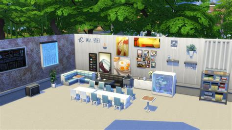 The Sims 4 Dine Out Game Pack: Guides, Features & Pictures