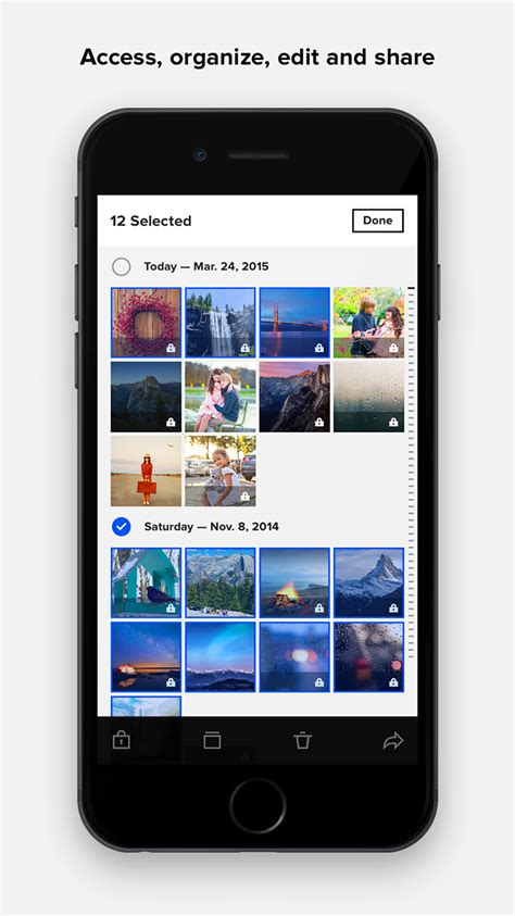 Flickr App Gets 'Extended' Support for 3D Touch, Spotlight