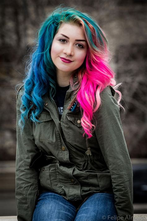 Rainbow Pastel Hair Is A New Trend Among Women | Womans Vibe