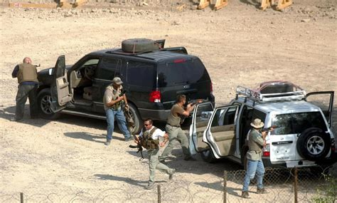 US military contractors accuse Iraq of shake downs to