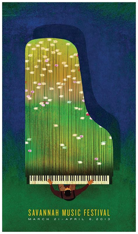 Festival Posters from Around the World   Poster Poster