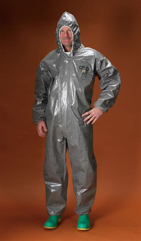 ChemMax 3 Coverall With Respirator Fit Hood