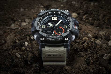 Hands On: G-Shock Mudmaster GG1000-1A5 Review