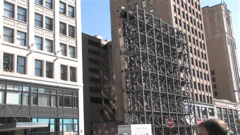 Al's Tour of Abandoned Skyscrapers, Downtown Detroit - YouTube
