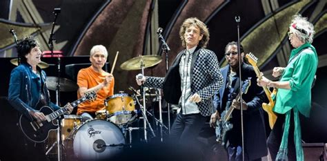 The Rolling Stones live at Pinkpop, Landgraaf, The