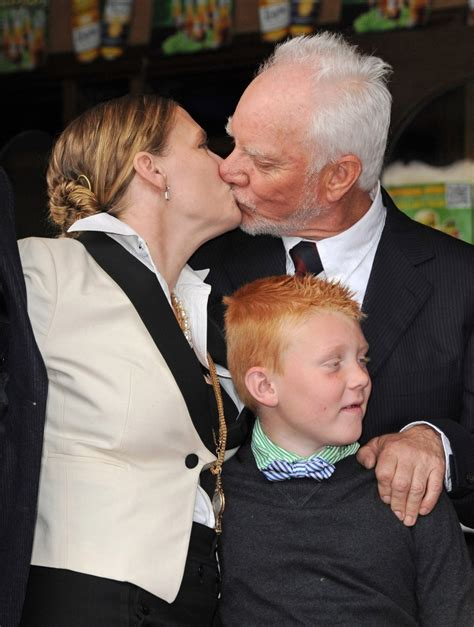 Malcolm Mcdowell, Kelley McDowell - Malcolm Mcdowell and