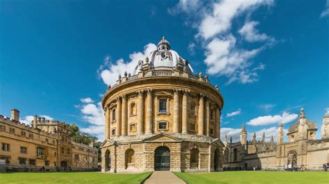 The Radcliffe Camera building Oxford United Kingdom - YouTube
