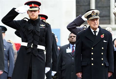 Inside Prince Philip and Prince Harry's Relationship