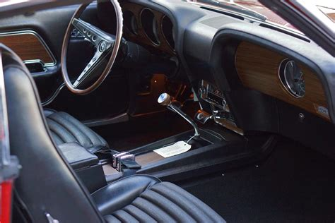 1969 FORD MUSTANG BOSS 429 FASTBACK - 162080