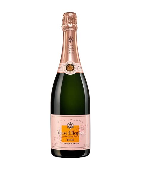 Veuve Clicquot Rosé (750ml)   Buy Online or Send as a Gift