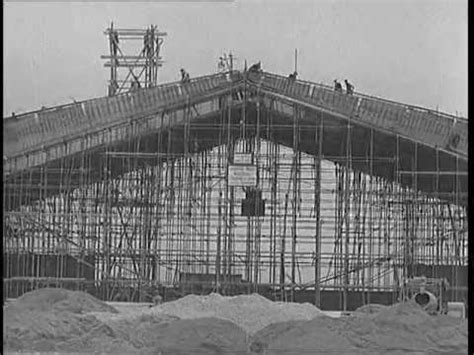 Dublin Airport's Old Terminal During Construction - YouTube
