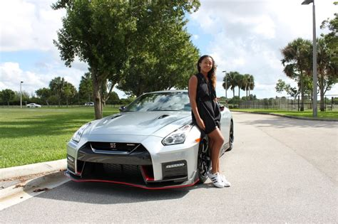 Naomi Osaka Takes A Ride in Her New Nissan - The News Wheel